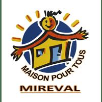 Logo Maison pour tous Mireval