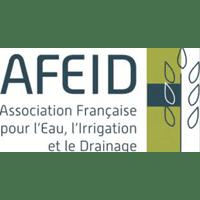 logo partenaire AFEID association française pour l'eau, l'irrigation et le drainage