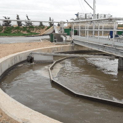 reutilisation des eaux usees traitees station epuration